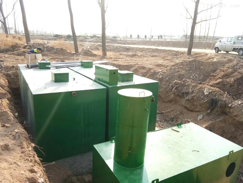 衡水高速路一体化提升泵站达标排放