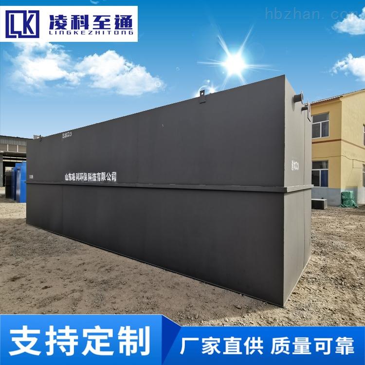 赤峰乡镇一体化提升泵站工艺流程