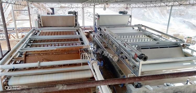 梅州石材厂泥浆脱水设备美邦环保