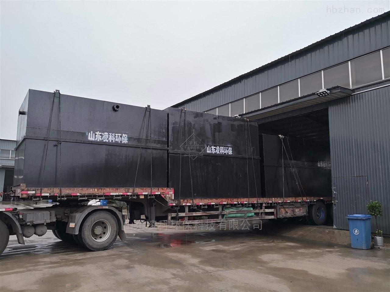 松原工业园一体化提升泵站安装步骤
