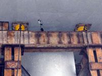 高架桥更换支架千斤顶