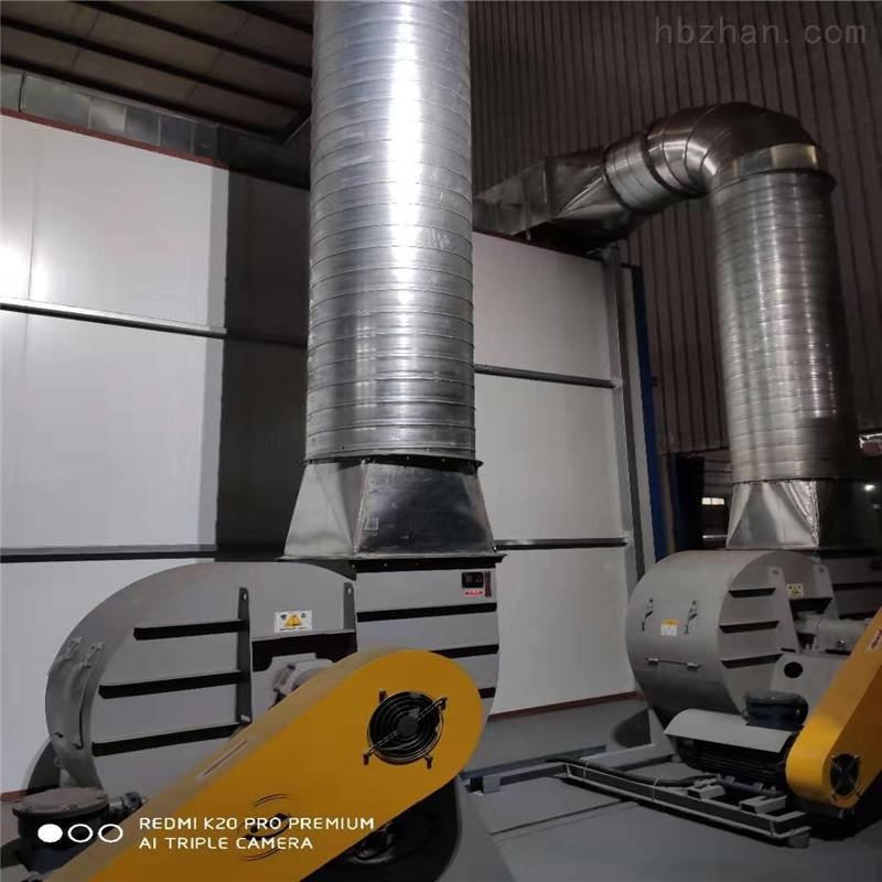 安徽地吸式喷漆房设备厂家