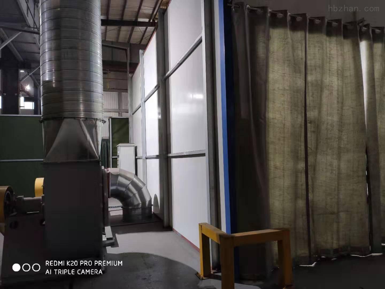 宣城地吸式烤漆房设备专业定制