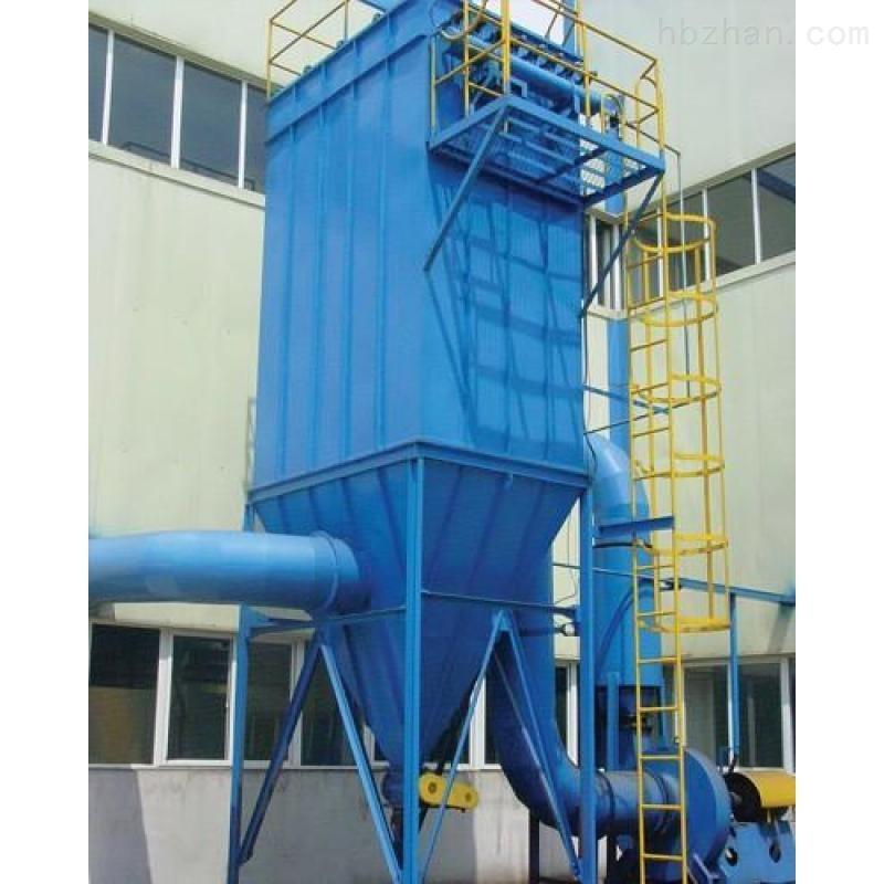 滁州布袋式除尘工厂