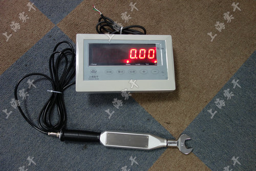 SGSX-800数显扭矩扳手/优质800N.m数显扭矩扳手