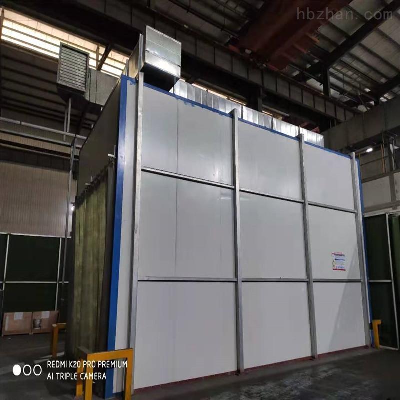 浙江地吸式烤漆房设备生产厂家