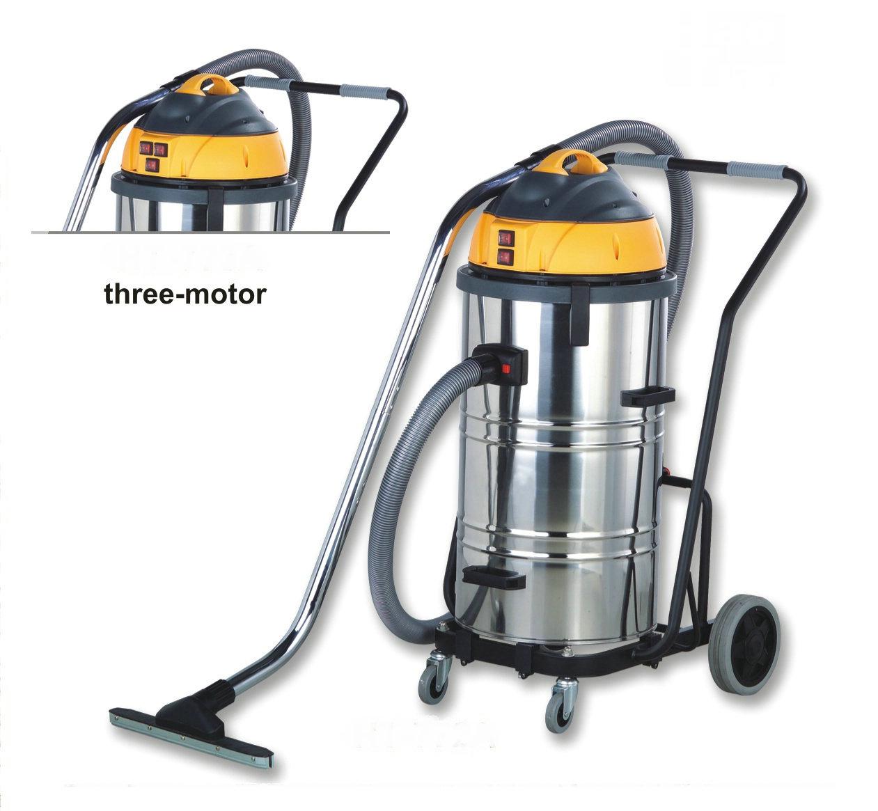 工业吸尘器 具备吸尘吸水功能