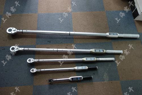 <strong>SGSX-100数显扭力扳手 20-100N.m可换头数显扭力扳手</strong>