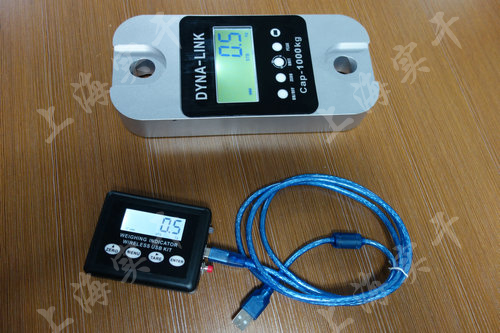 无线手持仪表测力计图片