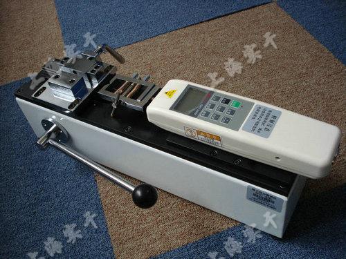 端子拉力测试机图片  可配置数显推拉力计