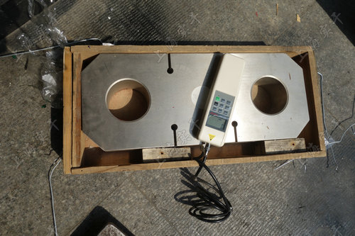 板环式拉力测力仪/SGBF-3000K板环式拉力测力仪