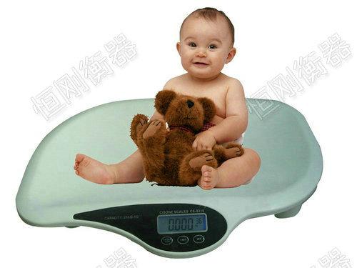 电子婴儿体重秤