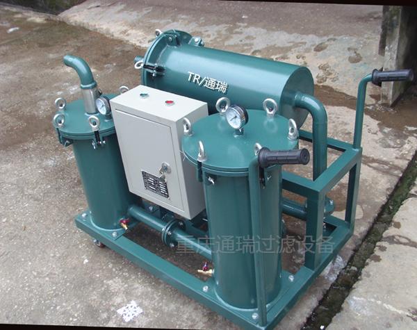 YL-B-100精密轻便式过滤加油机