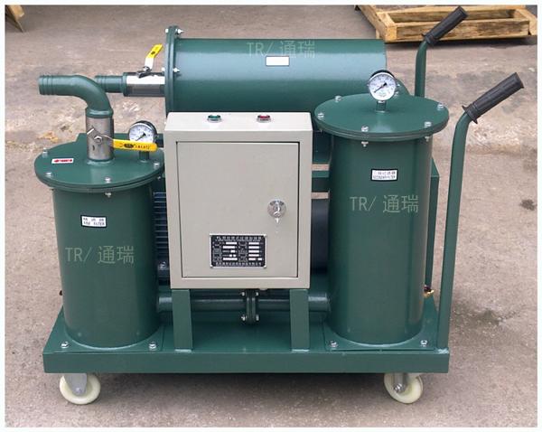 YL-B-100精密轻便式过滤加油机标准型