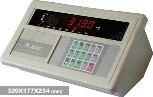 地磅显示器