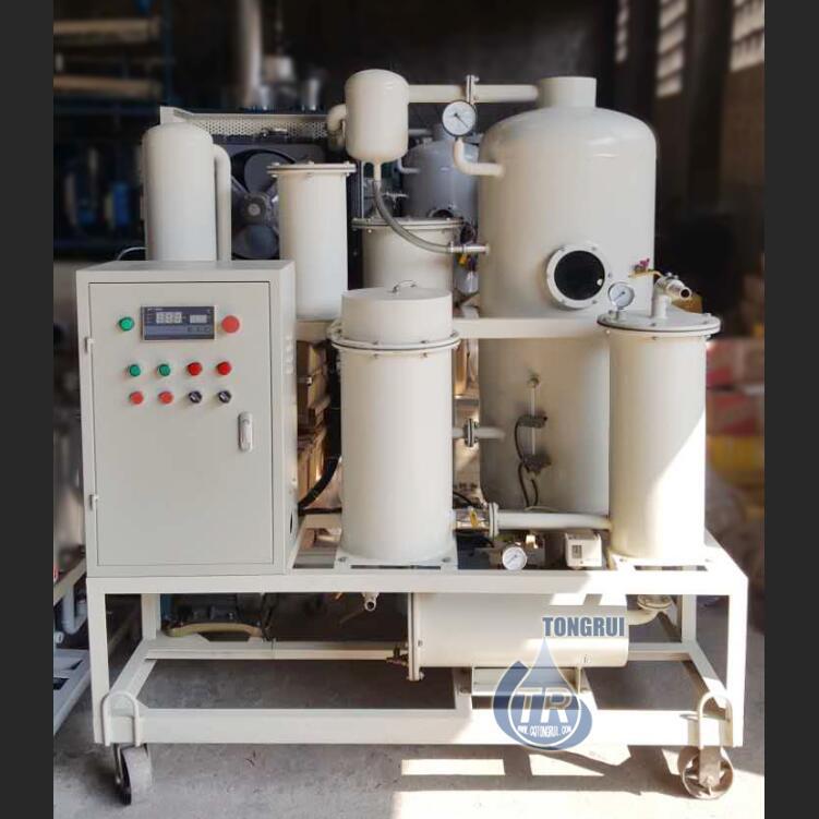 高粘度油专用滤油机