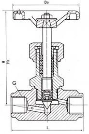 ,针型阀,不锈钢针型阀