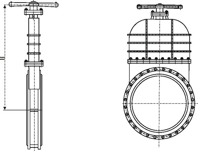 对夹式DMZ43