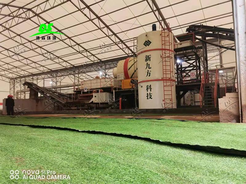 污染土壤修复设备