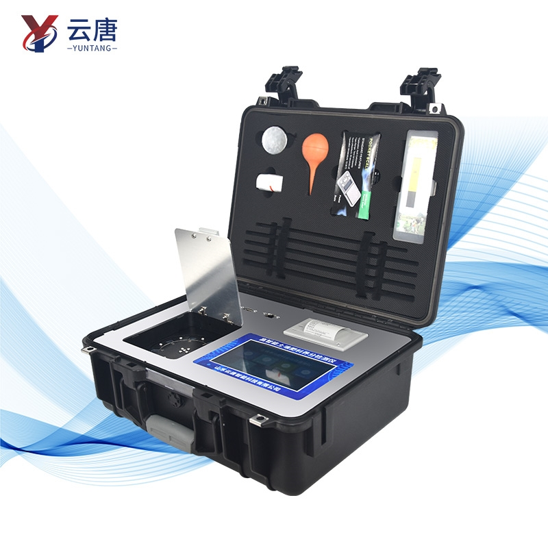 高智能土壤环境测试及分析评估系统设备@2021【源头厂家价格】
