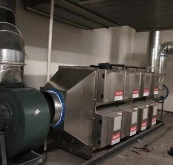 工业油烟处理设备