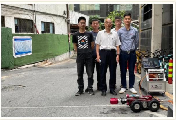 """""""量""""剑起航丨中仪股份3D量化检测机器人全国巡演华南站"""