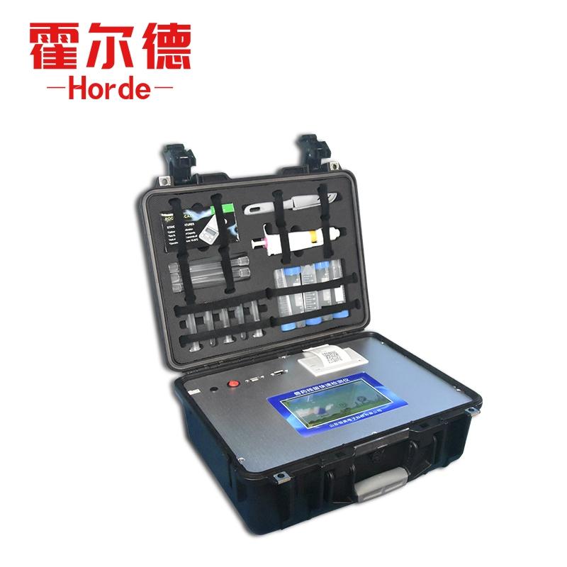 水产品快速检测系统可以检测什么