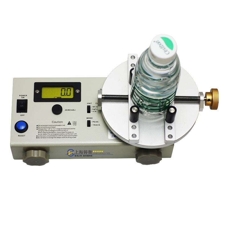 瓶盖塑胶螺纹连接扭力测试仪