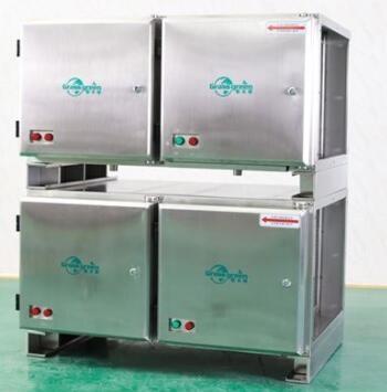冷鐓機油煙凈化器