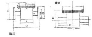乙醇汽油干燥器结构图