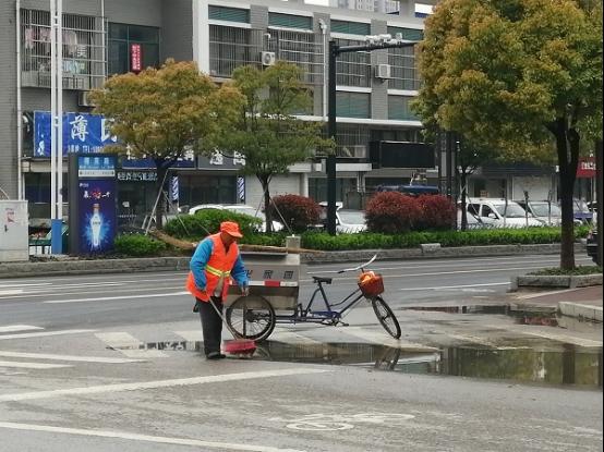 """江苏省滨海县城管局""""三个重抓""""抓实城市环境整治"""