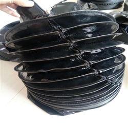 缝合式油缸圆形保护罩