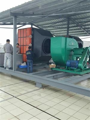 CNC工业油雾净化器