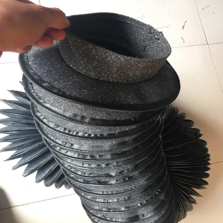 缝合式液压油缸圆形防护罩