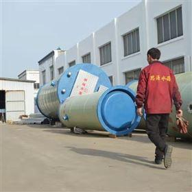 宁夏银川地埋式箱泵一体化泵站厂家