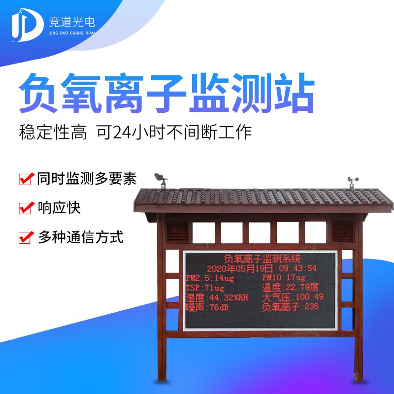 负氧离子监测系统价格