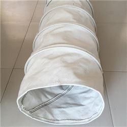 加厚帆布环保除尘下料口伸缩布袋