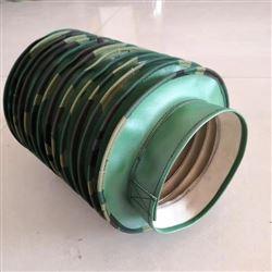 拉链式圆形油缸伸缩保护套