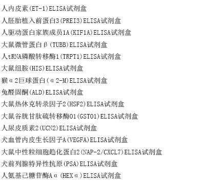 <strong><strong>大鼠TGFβ诱导基因1(TIEG1)ELISA试剂盒</strong></strong>